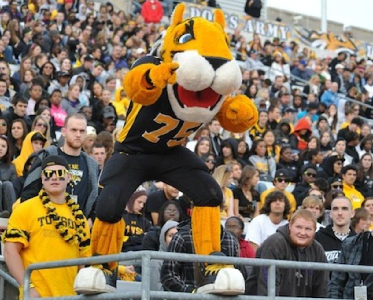 $20 for Two Tickets or $30 for Four Tickets to Towson Tigers Home Football Game with Medieval Times Half-Time Show - November 10(up to 58% off)