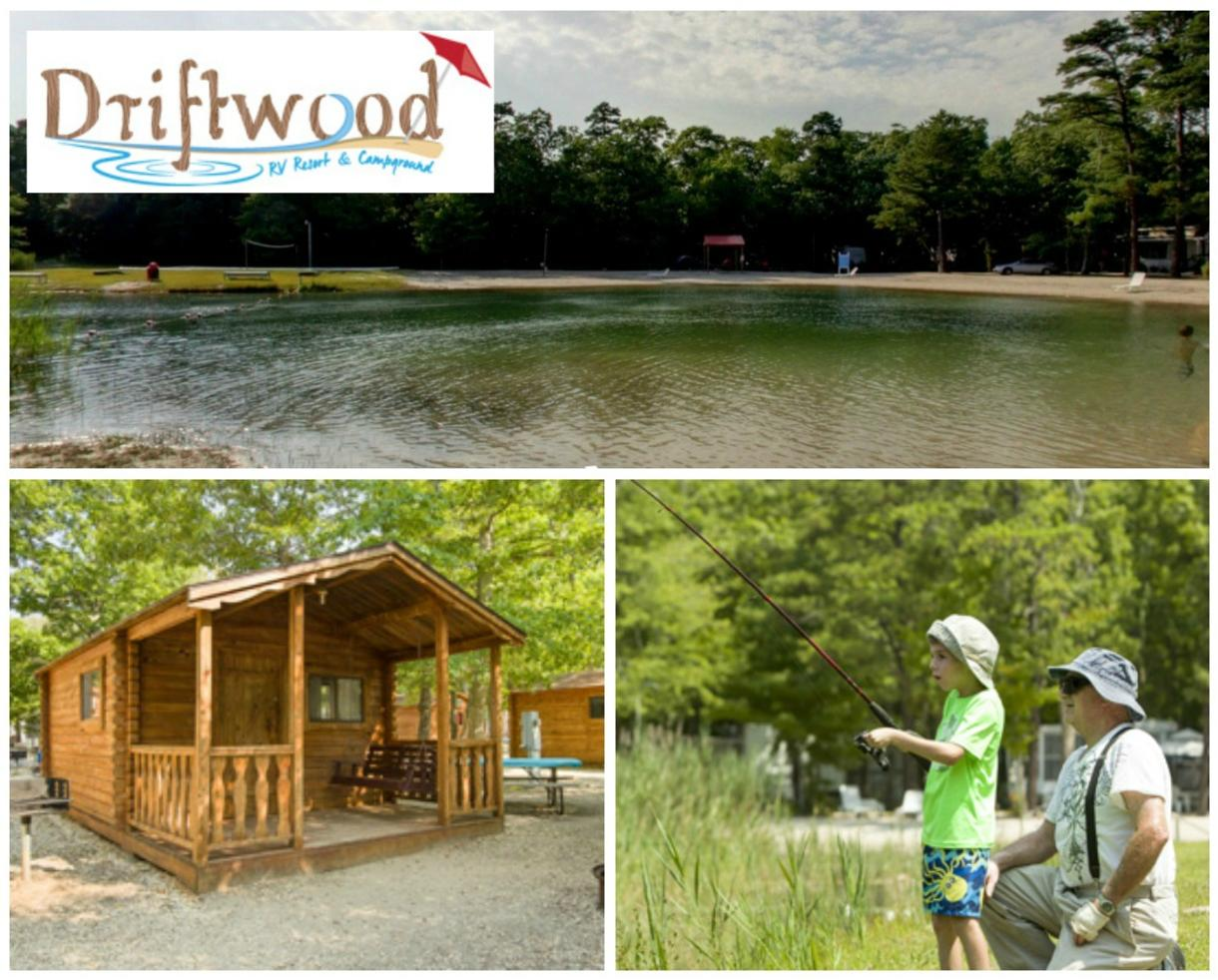 $73+ for 2-Night Getaway at Driftwood RV & Camping Resort - Cape May, NJ (25% Off)