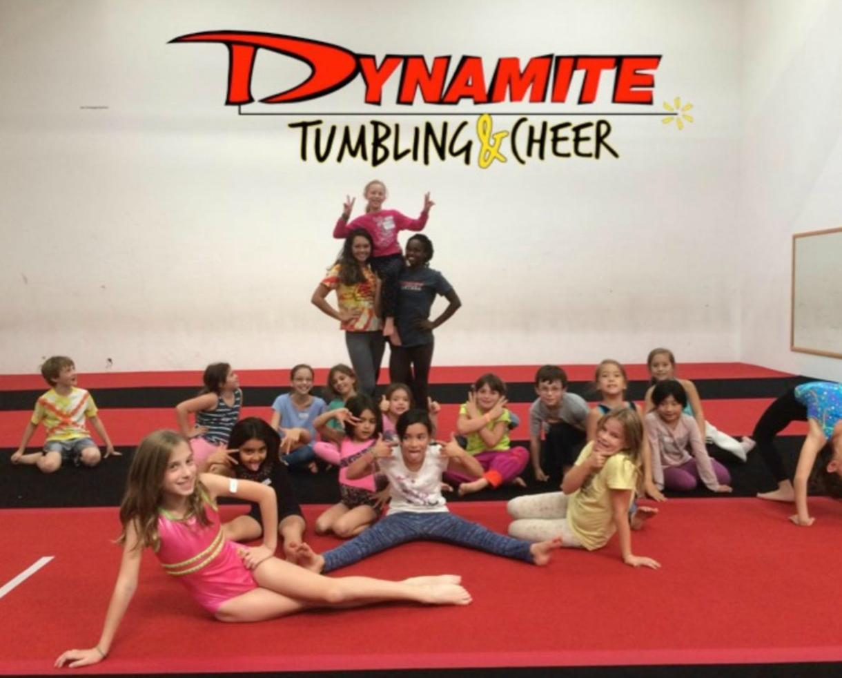 $210 for Birthday Party at Dynamite Tumbling & Cheer in Gaithersburg ($50 Off)