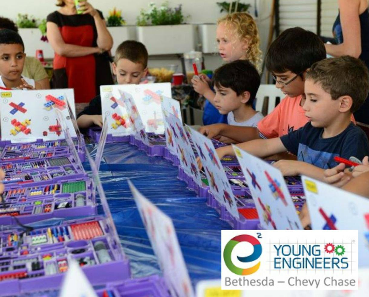 $160 for 8-Week LEGO® Challenge Course at e² Young Engineers® for Ages 6-10 in Rockville- New Customers Only (20% Off)