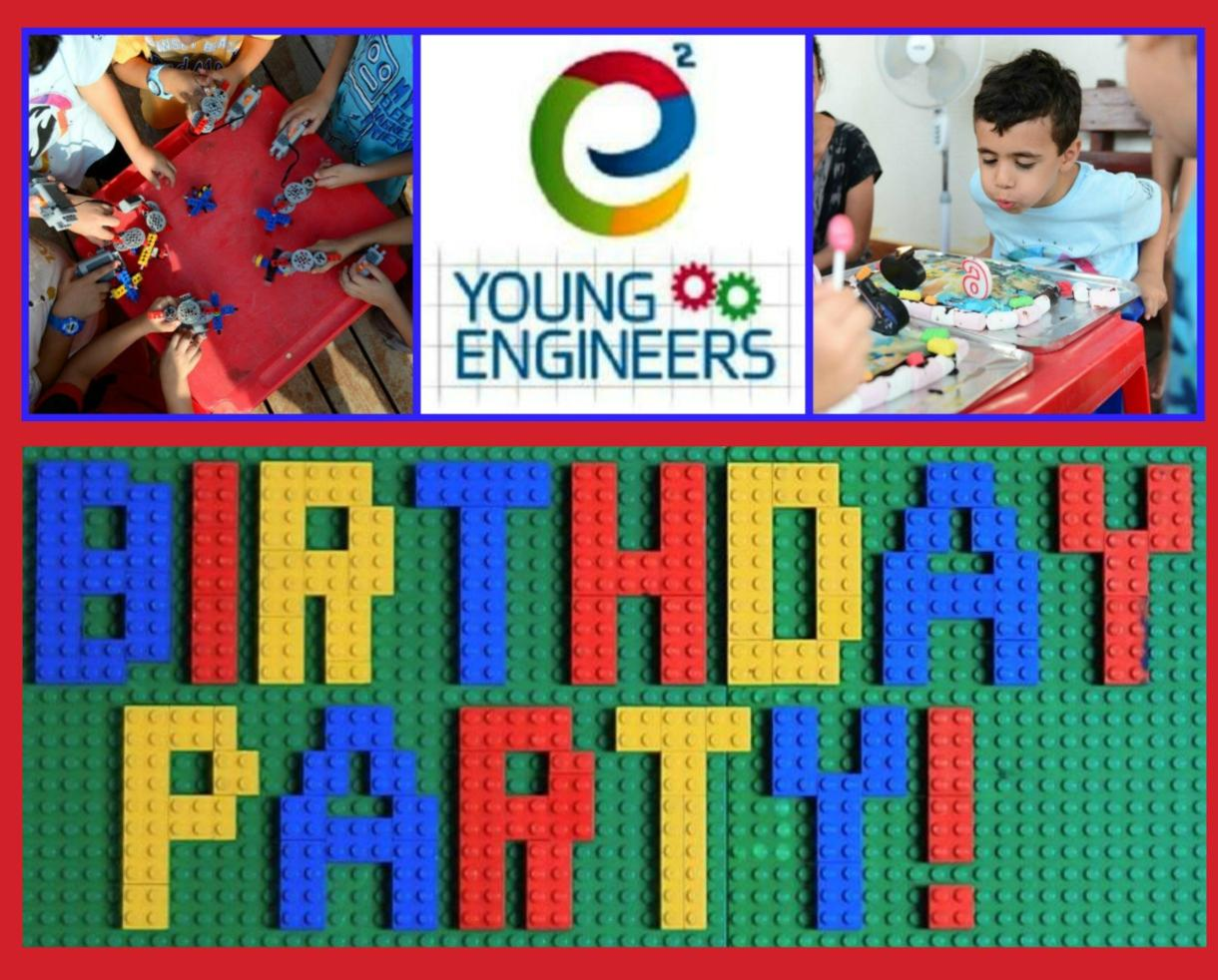 $200 for LEGO® Birthday Party for Up to 10 Kids - Party Comes to Your Location! (20% Off)