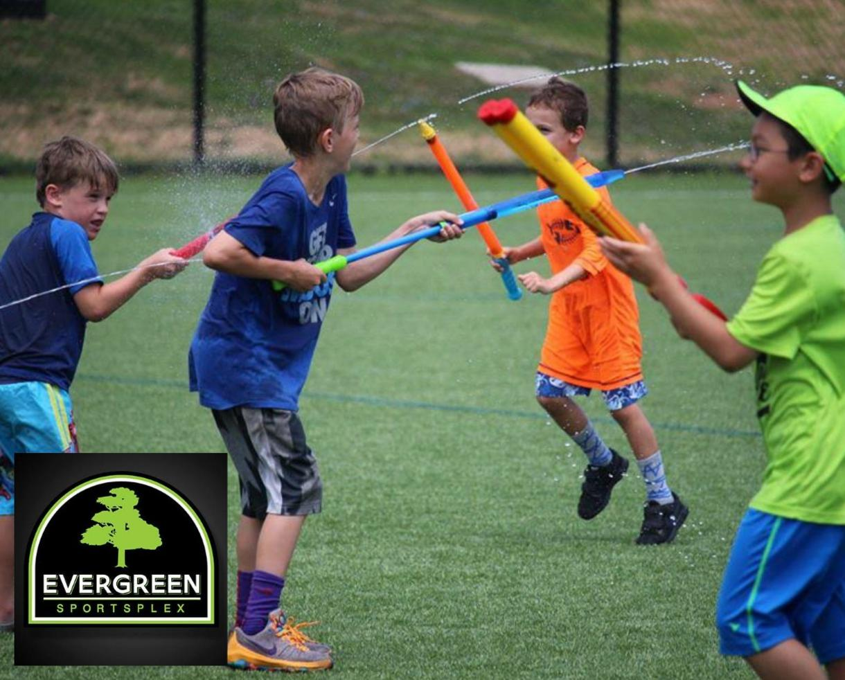 $140 for Evergreen Sportsplex Multi-Sport & Exploration OR Adventure Park Camp for Ages 6-14 in Leesburg ($34 Off!)
