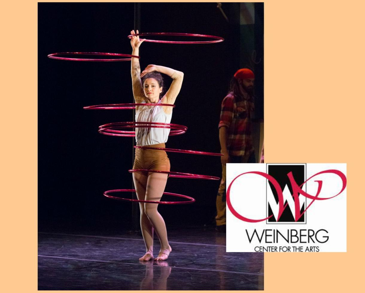 $10+ for Ticket to Flip FabriQue on Wednesday, October 18th at Weinberg Center for the Arts - Frederick (Up to 39% Off)