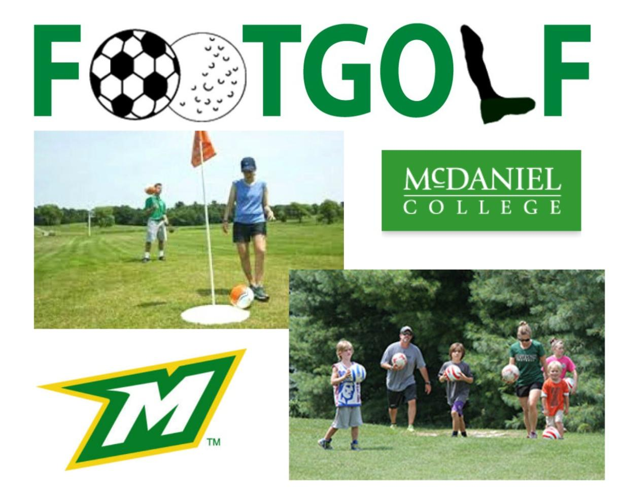 $20 for 18 Holes of FootGolf for Four People at McDaniel College Golf Course in Westminster (50% Off)
