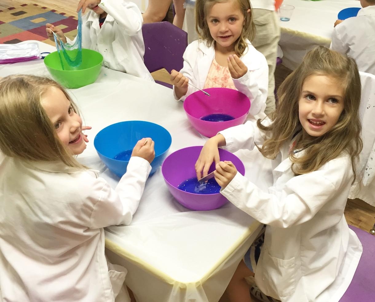 $199+ for STEAM Birthday Party at Sprouting Scientists in Roswell for Ages 3-10 - Multiple Themes Available! (Up to $76 Off)
