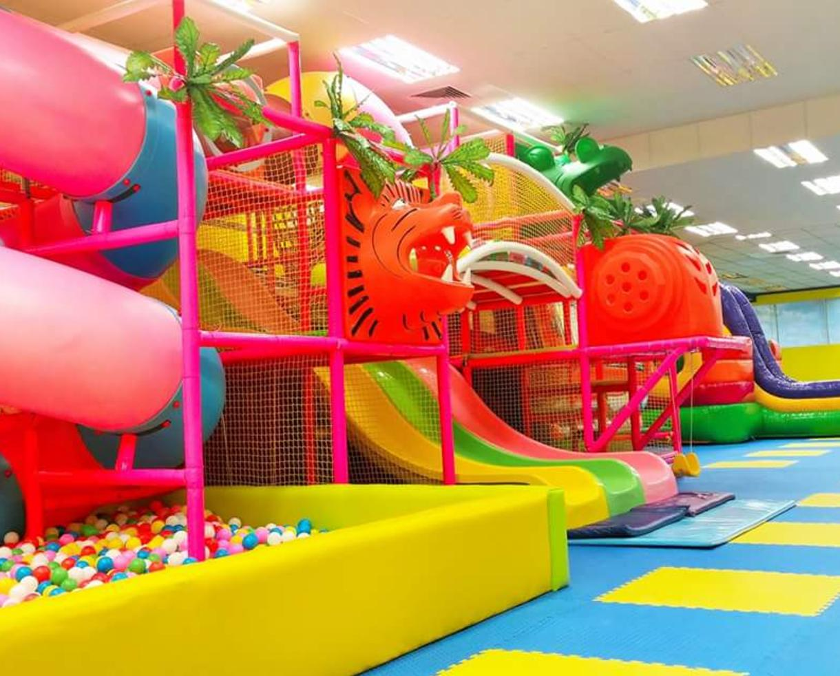 341baa0feb  129 for FunAthon Weekday Birthday Party Ages 12 and Under in Lawrenceville  ( 219 Value - 42% Off)