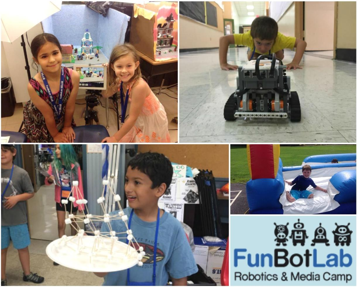 FUN BOT LAB Robotics & Media Camp