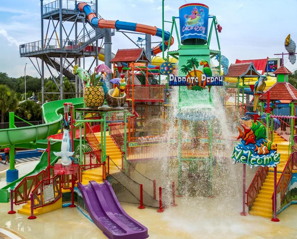 Coco Key Orlando Hotel Water Resort