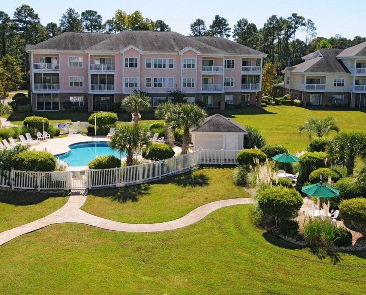 Myrtlewood Villas in Myrtle Beach