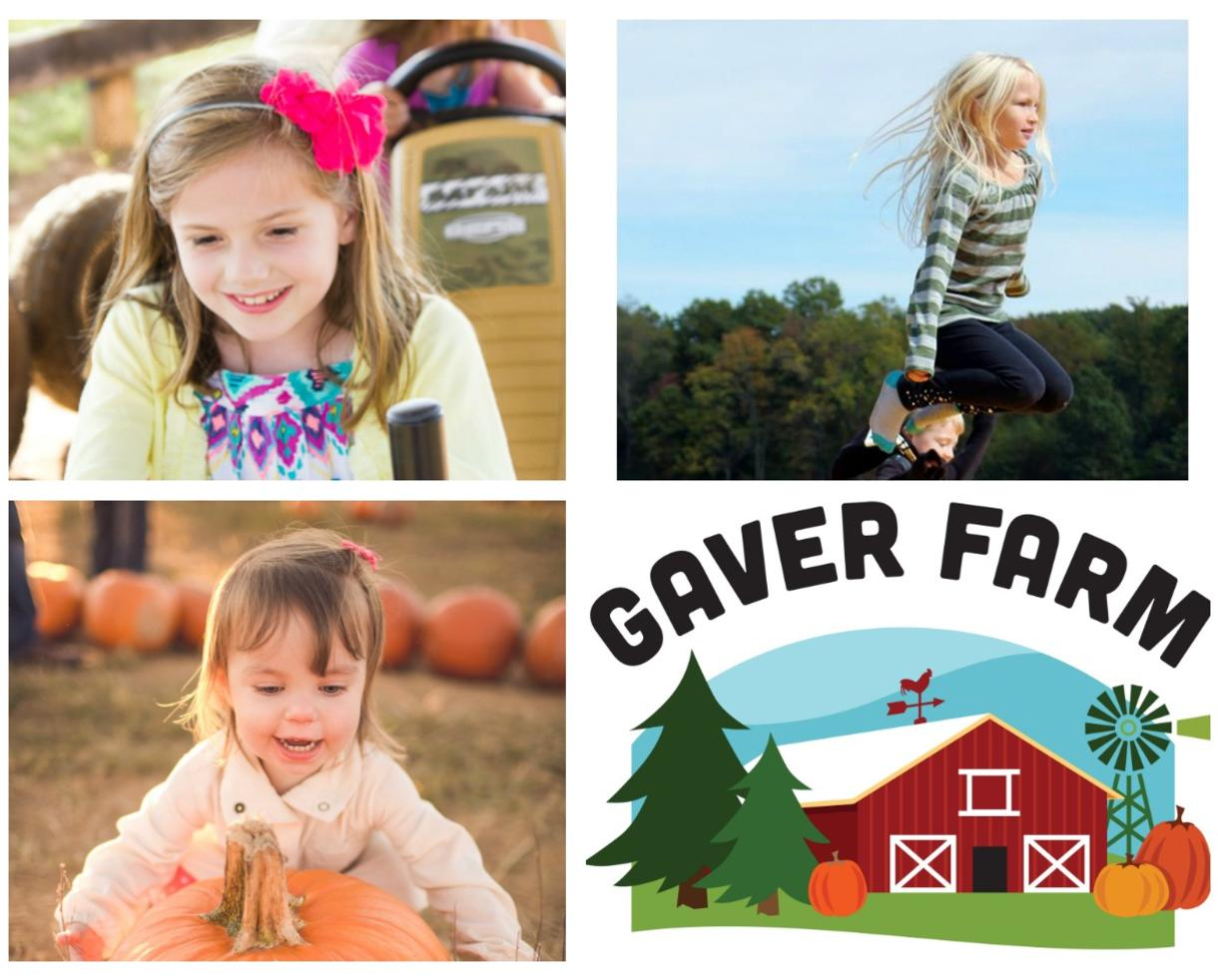 $11 for TWO Weekend Admissions to Gaver Farm in Mt. Airy, MD ($22 Value - 50% Off)