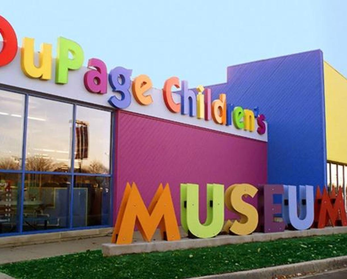 DuPage Children's Museum Admission