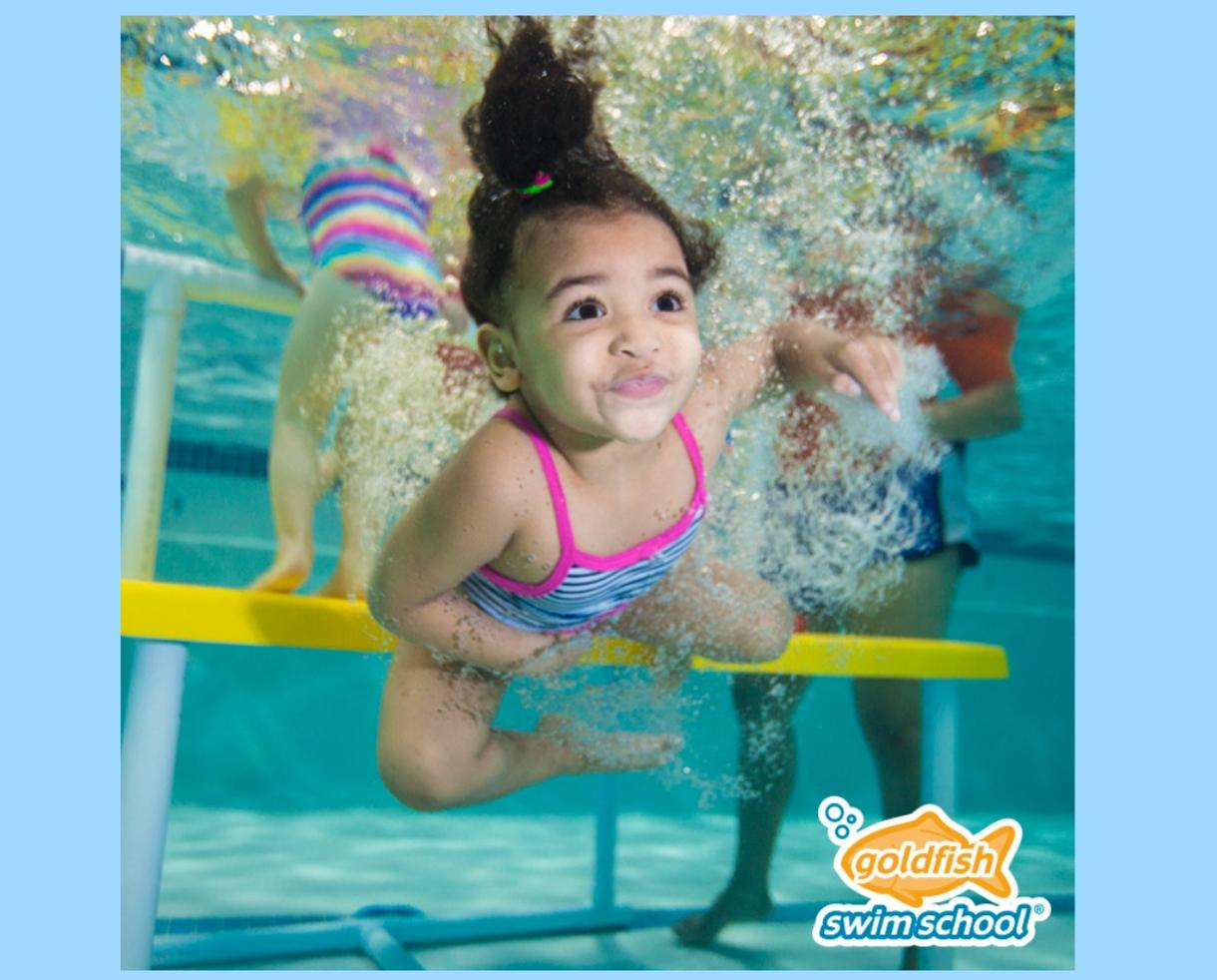 Deal 95 For Swim Lesson Package At Goldfish Swim School