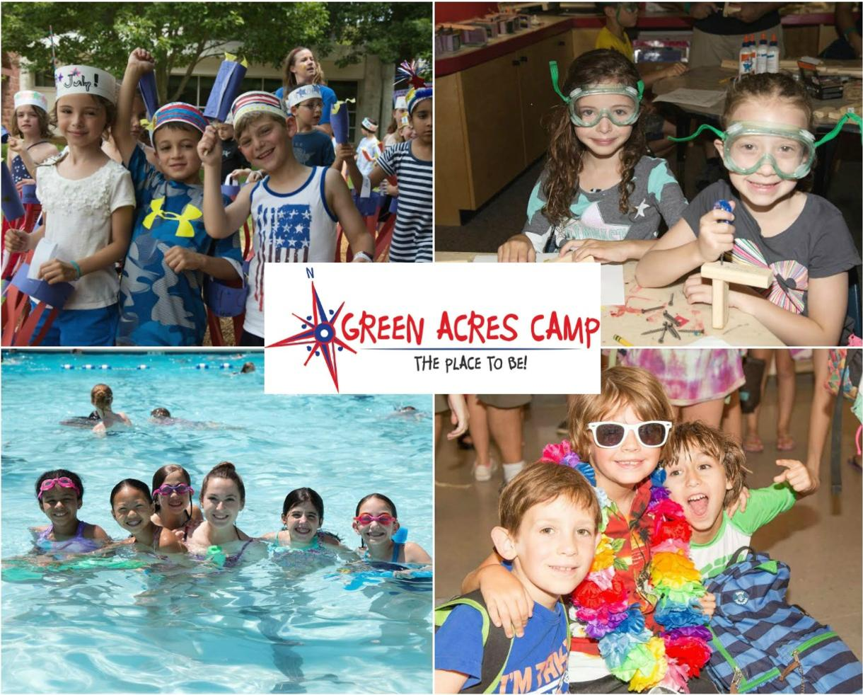$1200 for 3 Weeks of Green Acres Camp for Rising 3rd-7th Graders or $2100 for 6 Weeks of Camp for Rising K-2nd Graders - North Bethesda (Up to $660 Off)