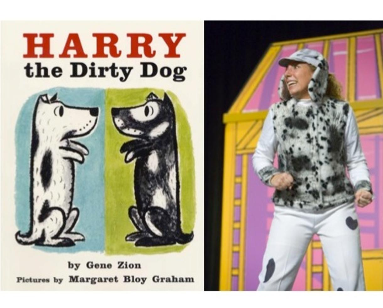 THIS SATURDAY! $4 Tix to Harry the Dirty Dog at The Carroll Arts Center (Up to 50% Off)