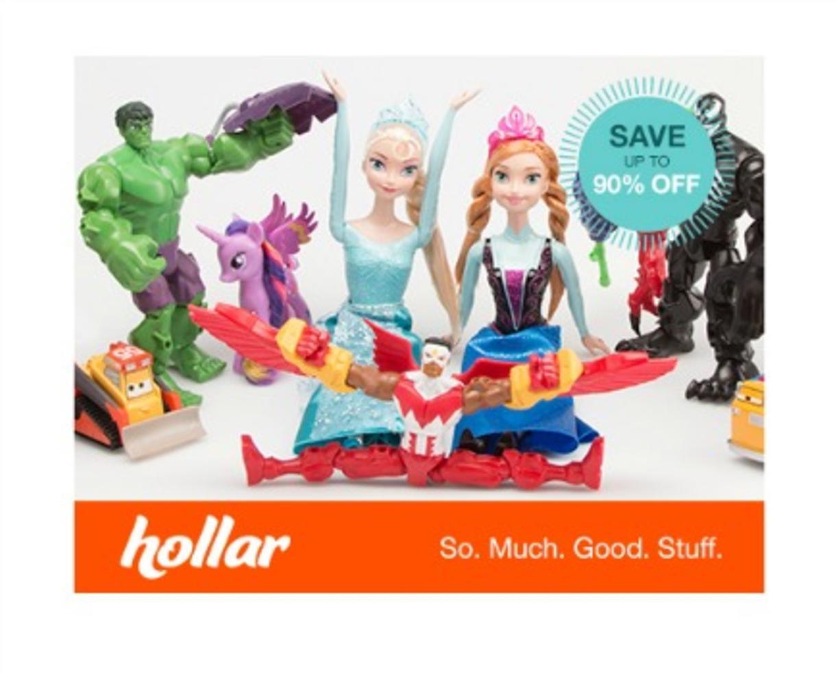 hollar free shipping