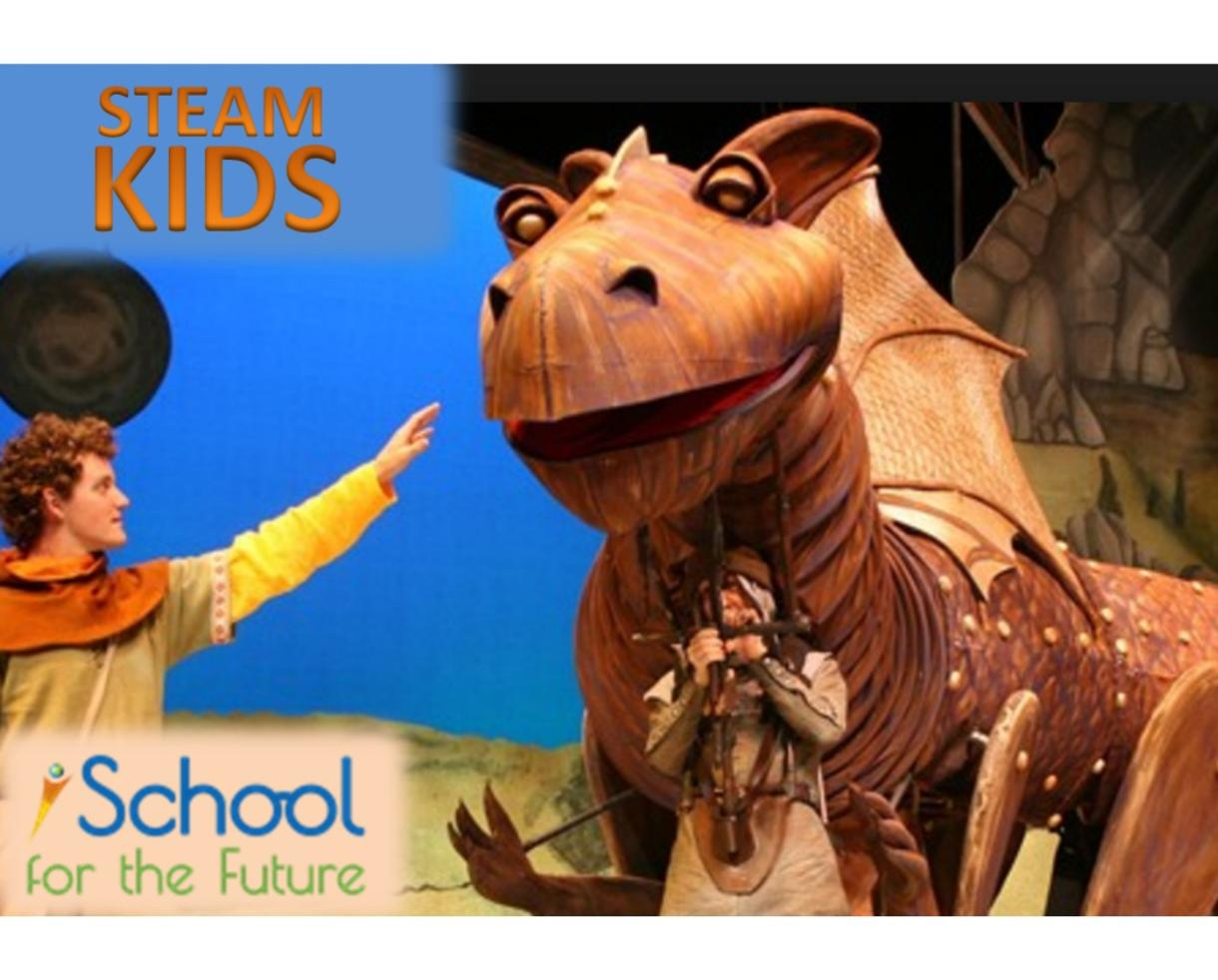 $275 for iSchool for the Future STEAM Theater Camp for Ages 9-12 in Reston (31% Off)
