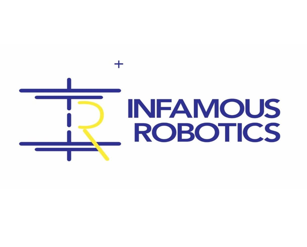 The Robotics Inventors Club by Infamous Robotics LLC logo