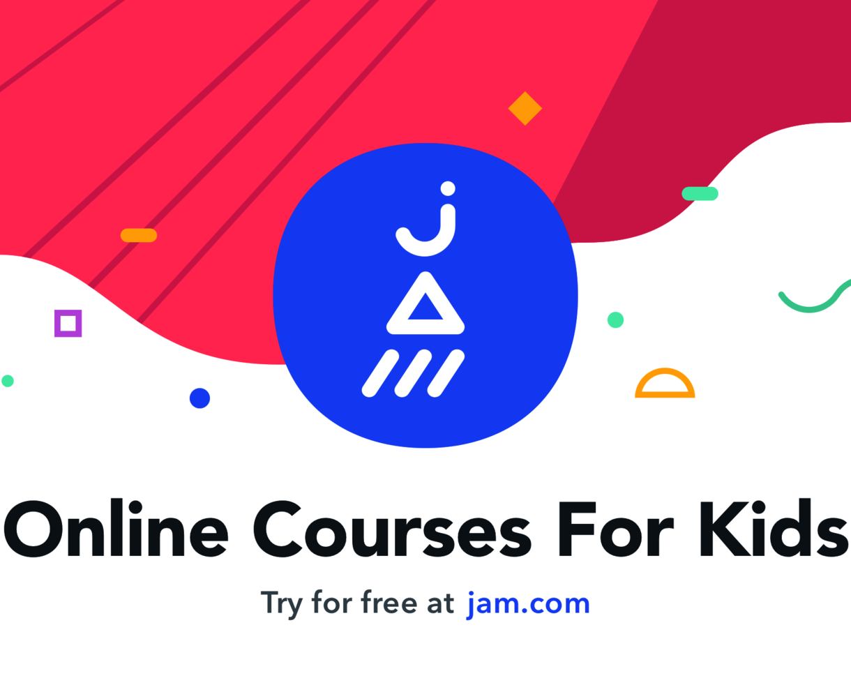 JAM Online Courses for KIDS Ages 7-16: Try it FREE for 14 Days Plus Take $50 Off! Drawing, Cooking, Science, LEGO® and Minecraft!