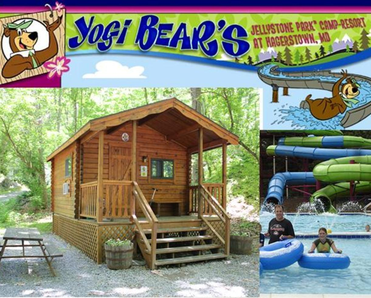 $80 for 2-Night Vacation to Yogi Bear's Jellystone Park in Western Maryland (50% off)