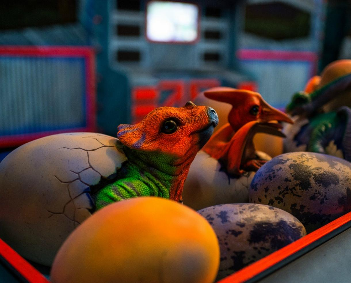 $6+ for Blacklight Mini Golf Jurassic Golf and Arcade - Weekdays Only - Bel Air, MD (Up to 25% Off)