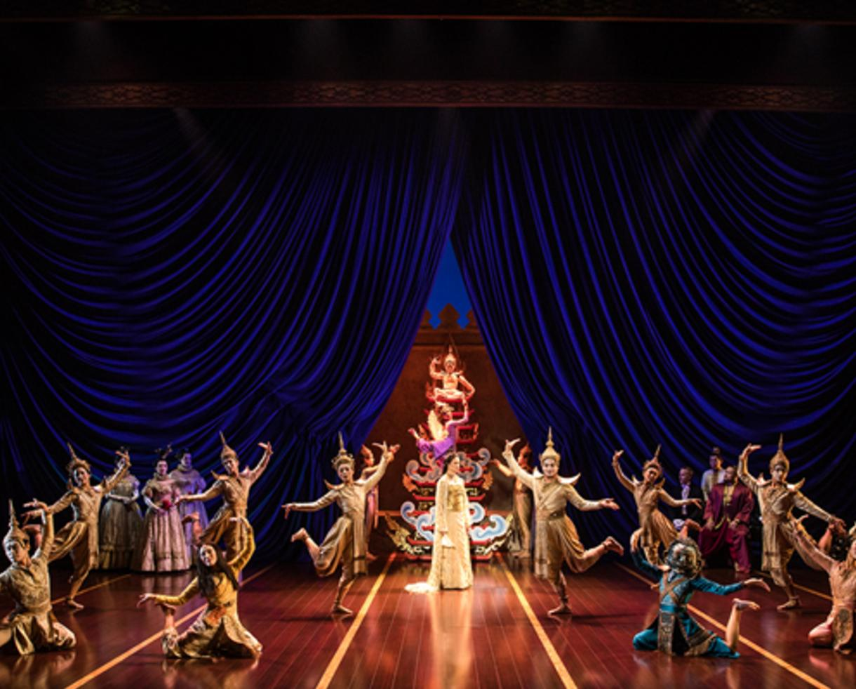 Up to 25% Off THE KING AND I at The Kennedy Center - July & August 2017