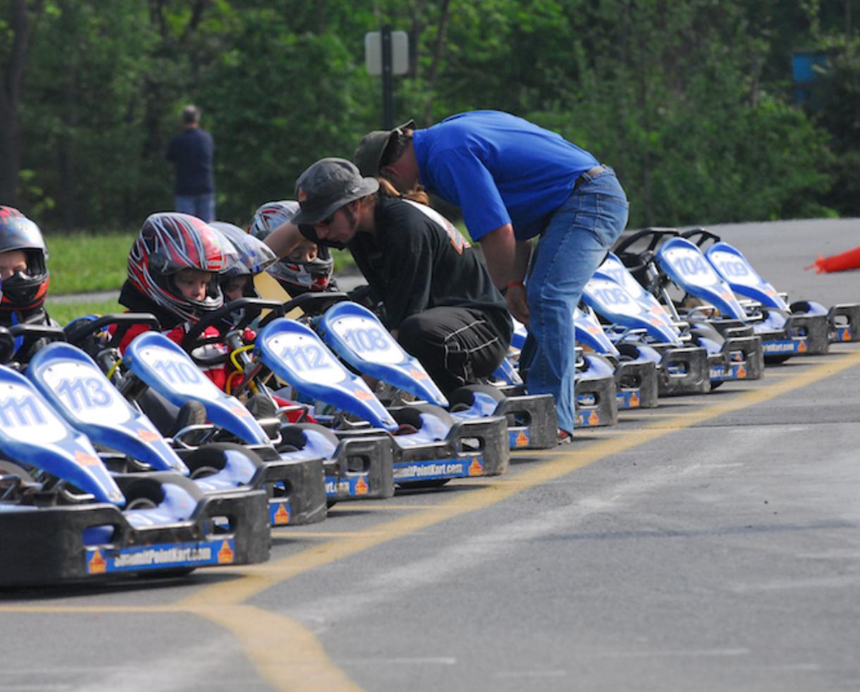 Deal: $183+ for 4-5 day Kids Kart Racing Spring Break/Summer Camps ...