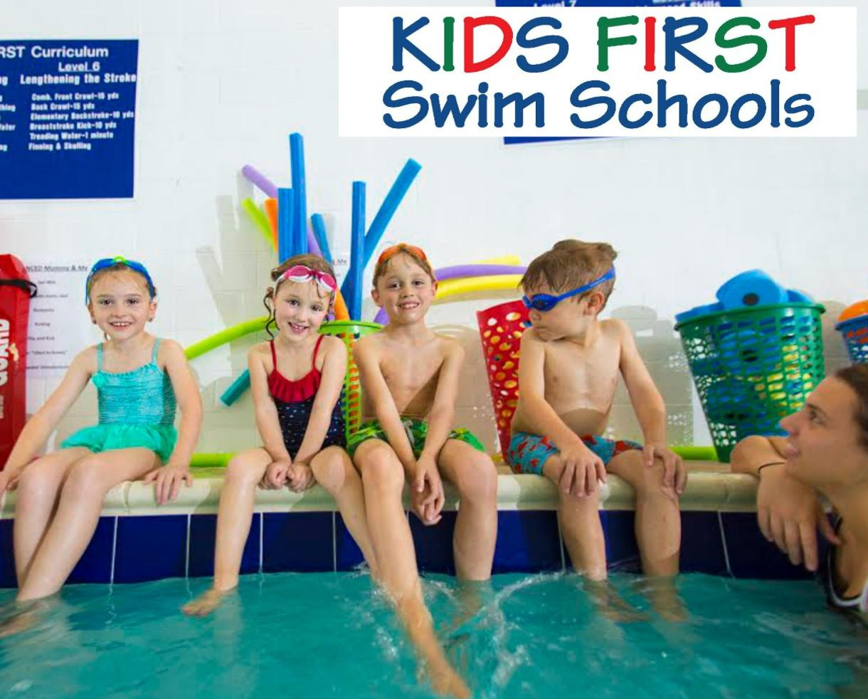 $50 for FOUR Swim Lessons at Kids First Swim School - Maryland & Virginia Locations ($75 Value - 34% Off)