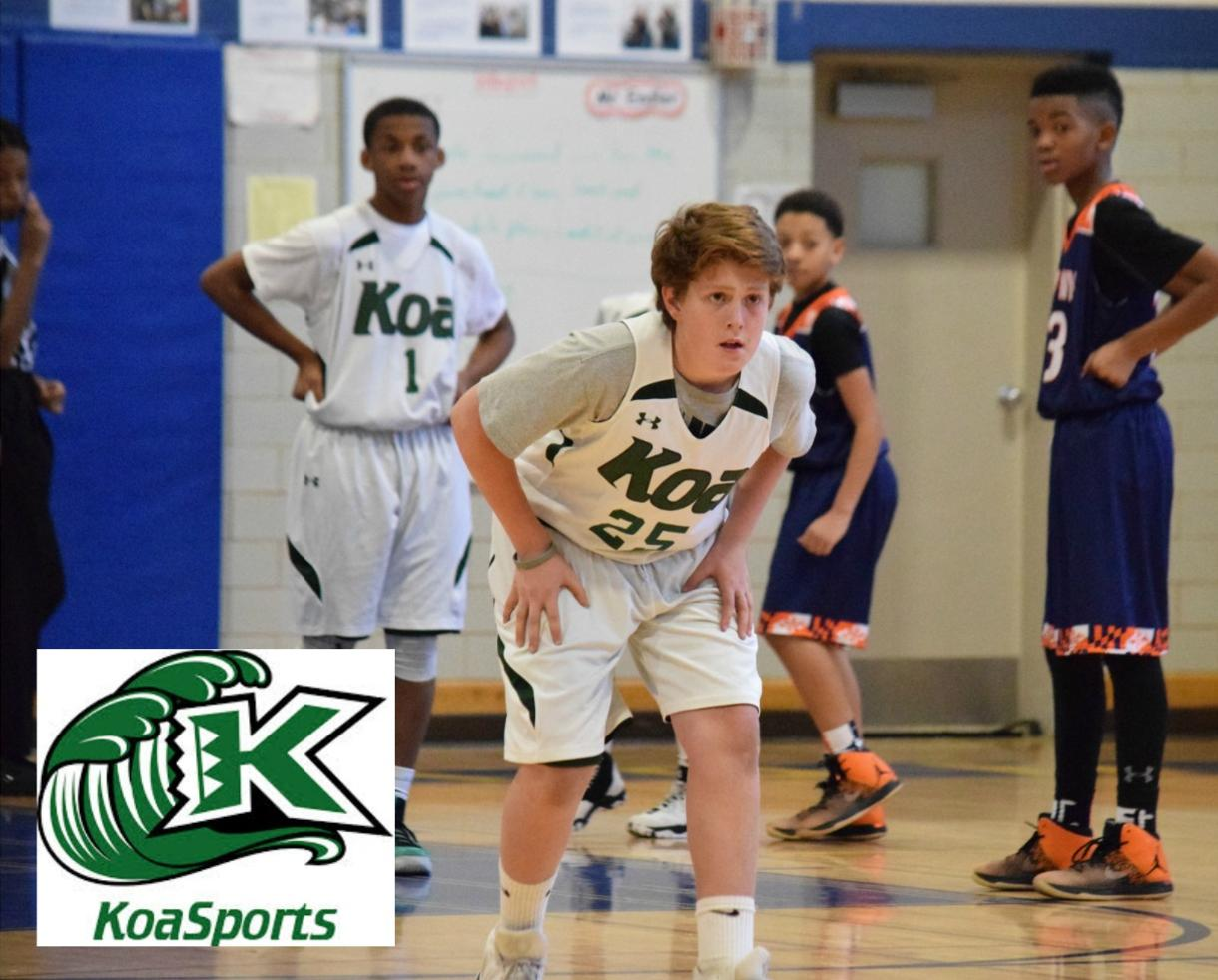 $300 for Basketball Skills Training 10-Pack of Lessons for 3rd-8th Graders at Koa Sports - Rockville (50% Off)