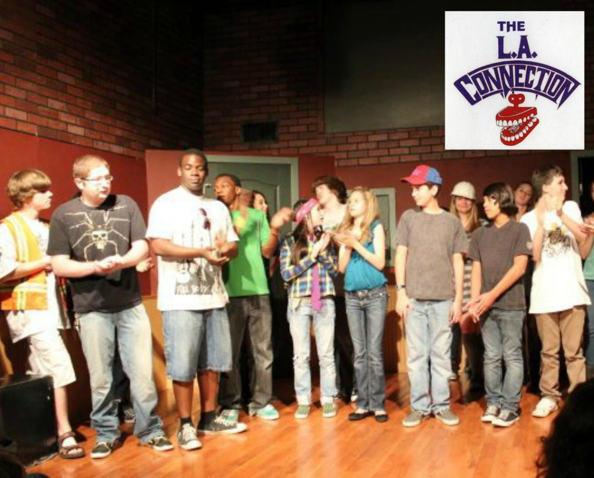 $49 for Four, 4-Hour Kids/Teens Comedy Classes + 2 Show Tickets OR $10 for 2 Show Tickets Only at LA Connection - Burbank! (Up to 68% Off)