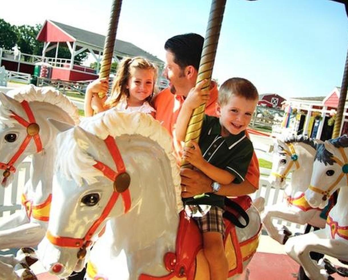 $11 Towards $20 of Farmyard and Attractions Experience at Lambs Farm