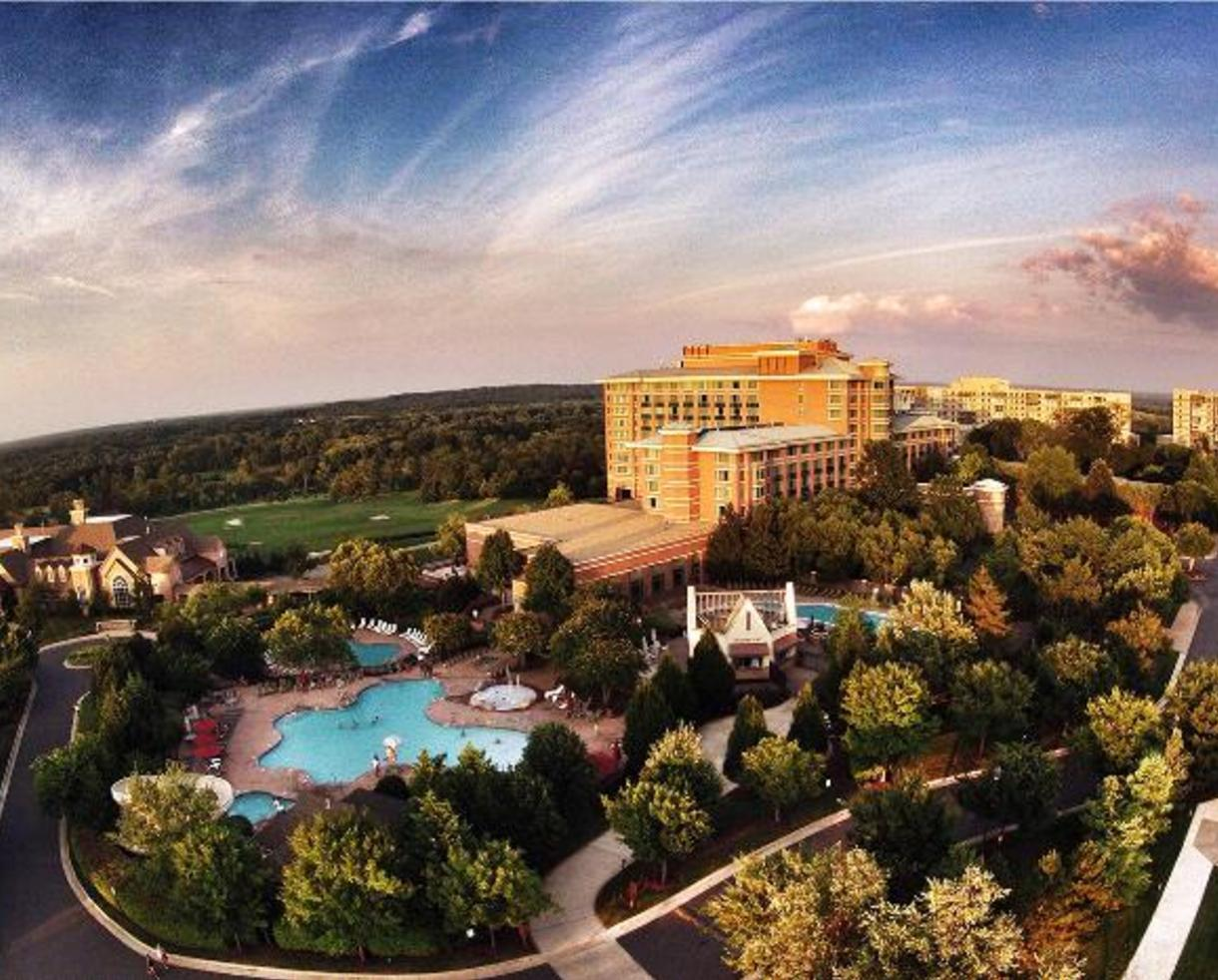 FALL OR WINTER 2016 - $149 for Lansdowne Resort Overnight Stay + $109/Night for Multiple Rooms! (Up to 49% Off!)