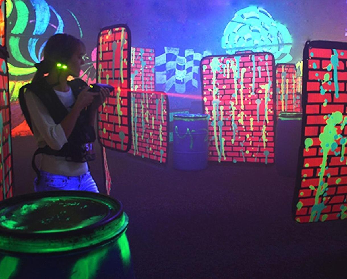 Laser Tag + Arcade Tokens at Laser Storm Pittsburgh