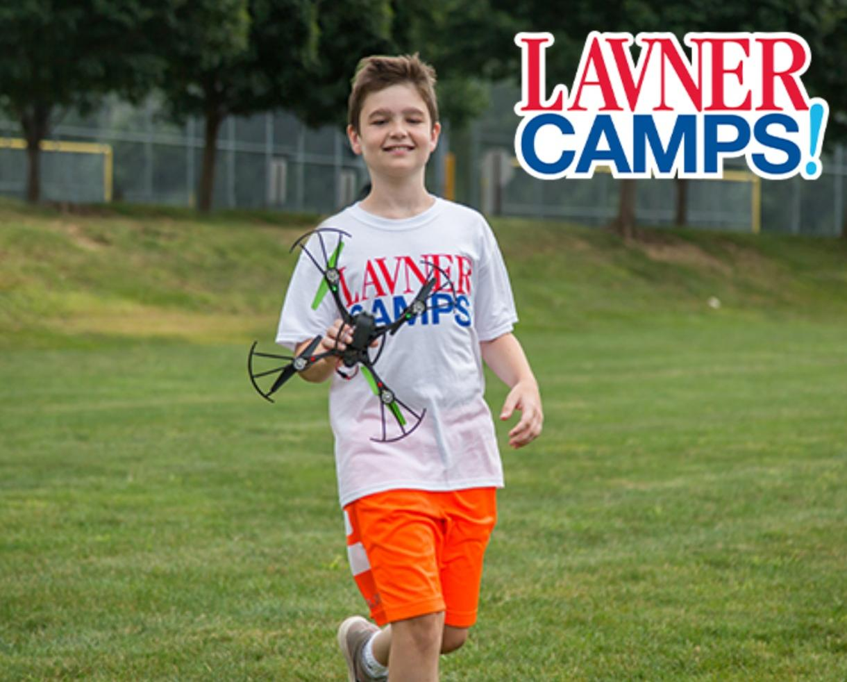 $389+ for Lavner Technology and Creative Arts Camps for Ages 6-15 at George Washington University - Robotics, 3D Innovation with Minecraft™, Game Design, Fashion Design, Filmmaking & More! (25% Off)
