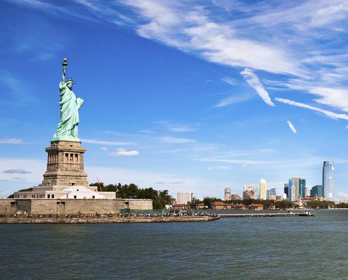 Statue of Liberty Tour Admission for One from Liberty Sightseeing