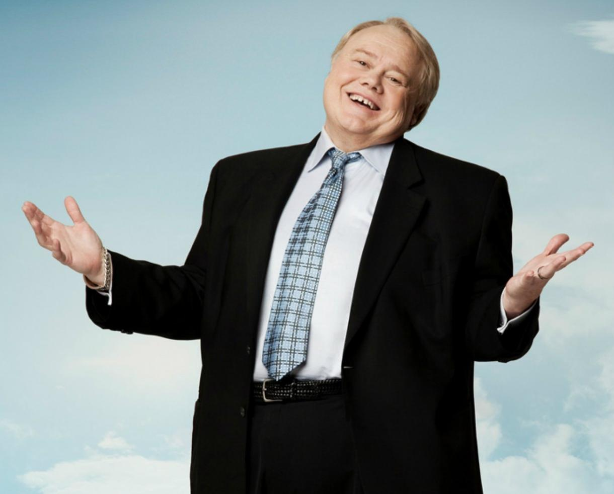 Comedian Louie Anderson at Weinberg Center for the Arts