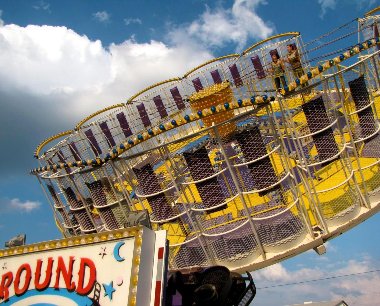 $9 for Ticket to Loudoun County Fair - Kids 5 and Under FREE! (25% Off - $12 Value)