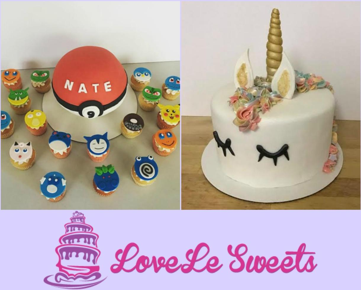 Deal 199 For Lovele Sweets Cake Or Cupcake Decorating Birthday