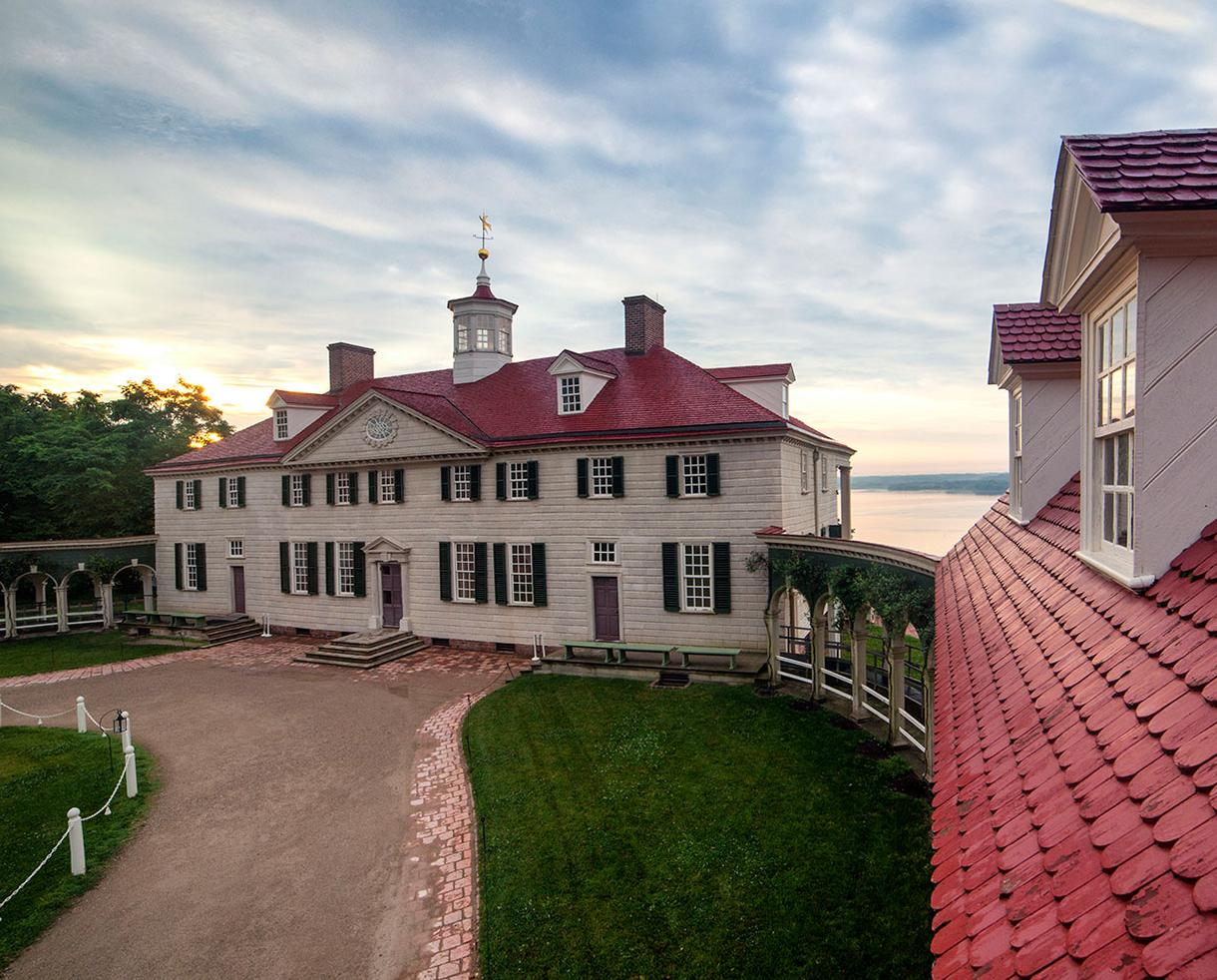 25% Off Admission to George Washington's Mount Vernon