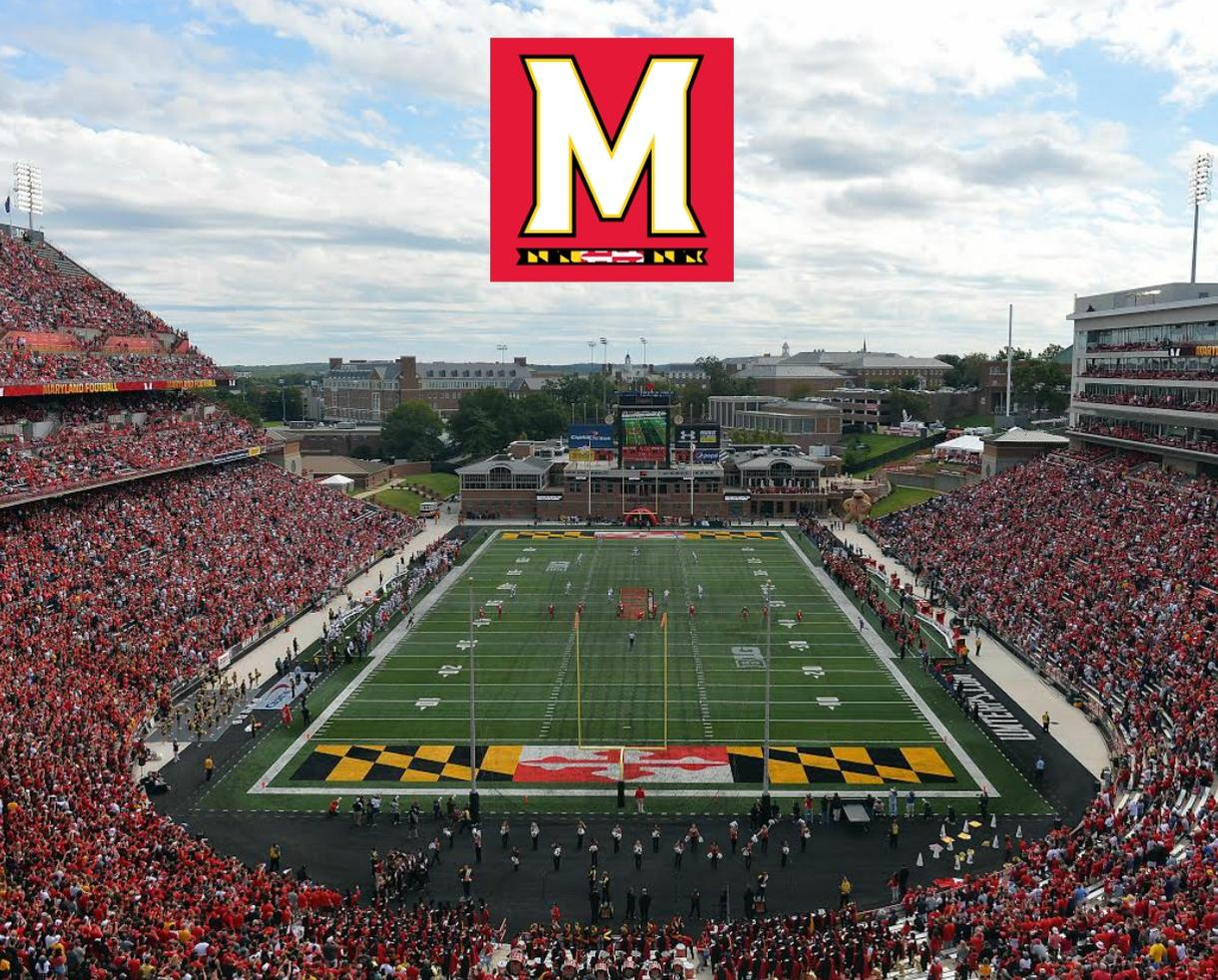 University of Maryland Football Game at Capital One Field