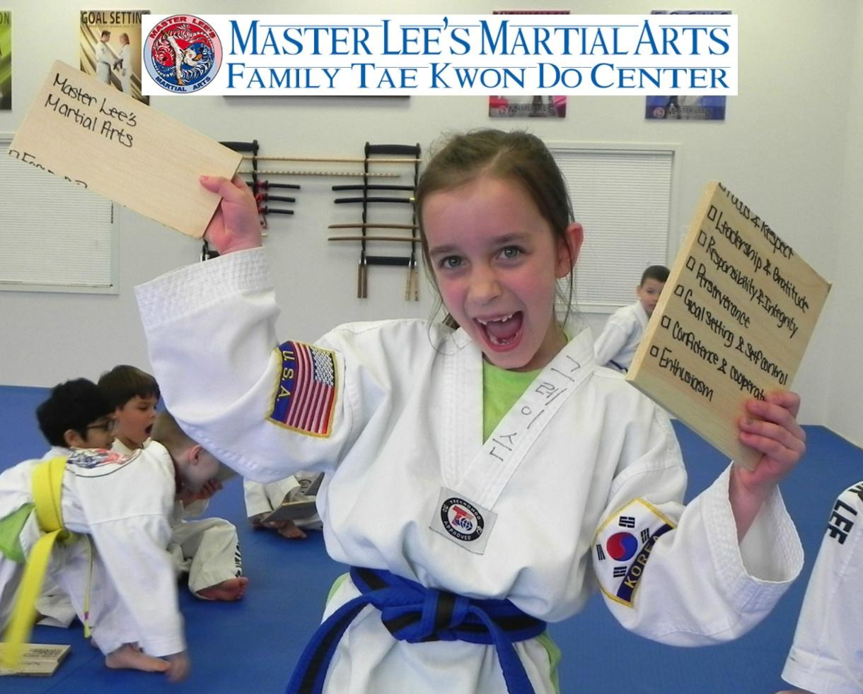 $99 for Tae Kwon Do Birthday Party for Up to 25 Kids at Master Lee's Martial Arts - Ashburn or Bethesda (61% Off)