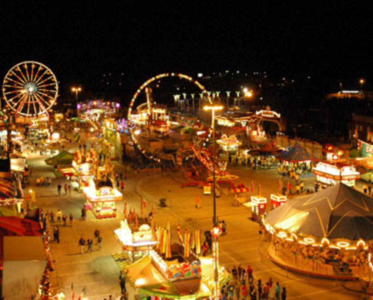 $15 for Howard County Fair UNLIMITED RIDES: August 5th - 12th (Up to 35% Off!)