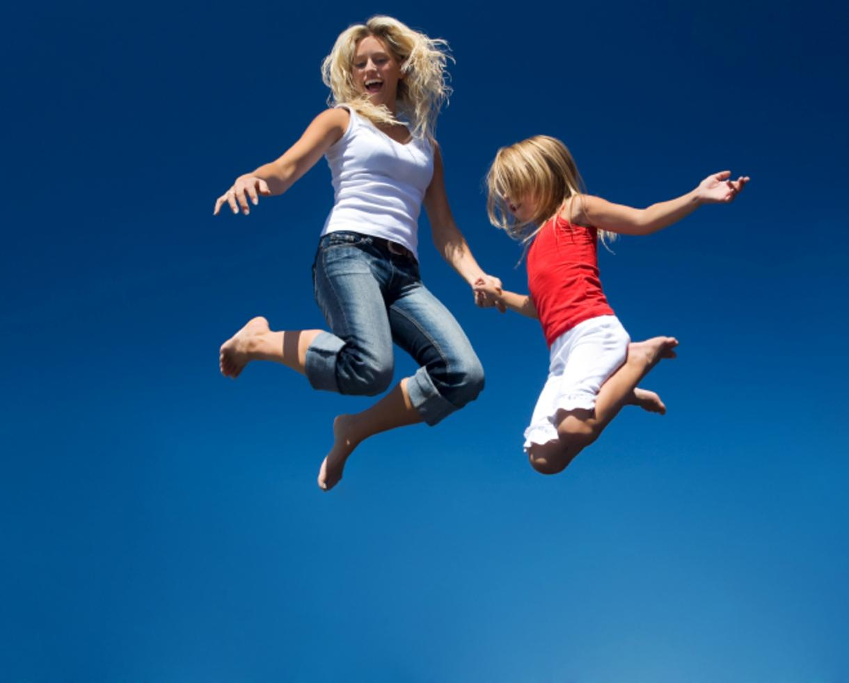 $15 for FIVE Open Gym or Trampoline Pass to MarVaTots 'n Teens - All Ages ($25 value)
