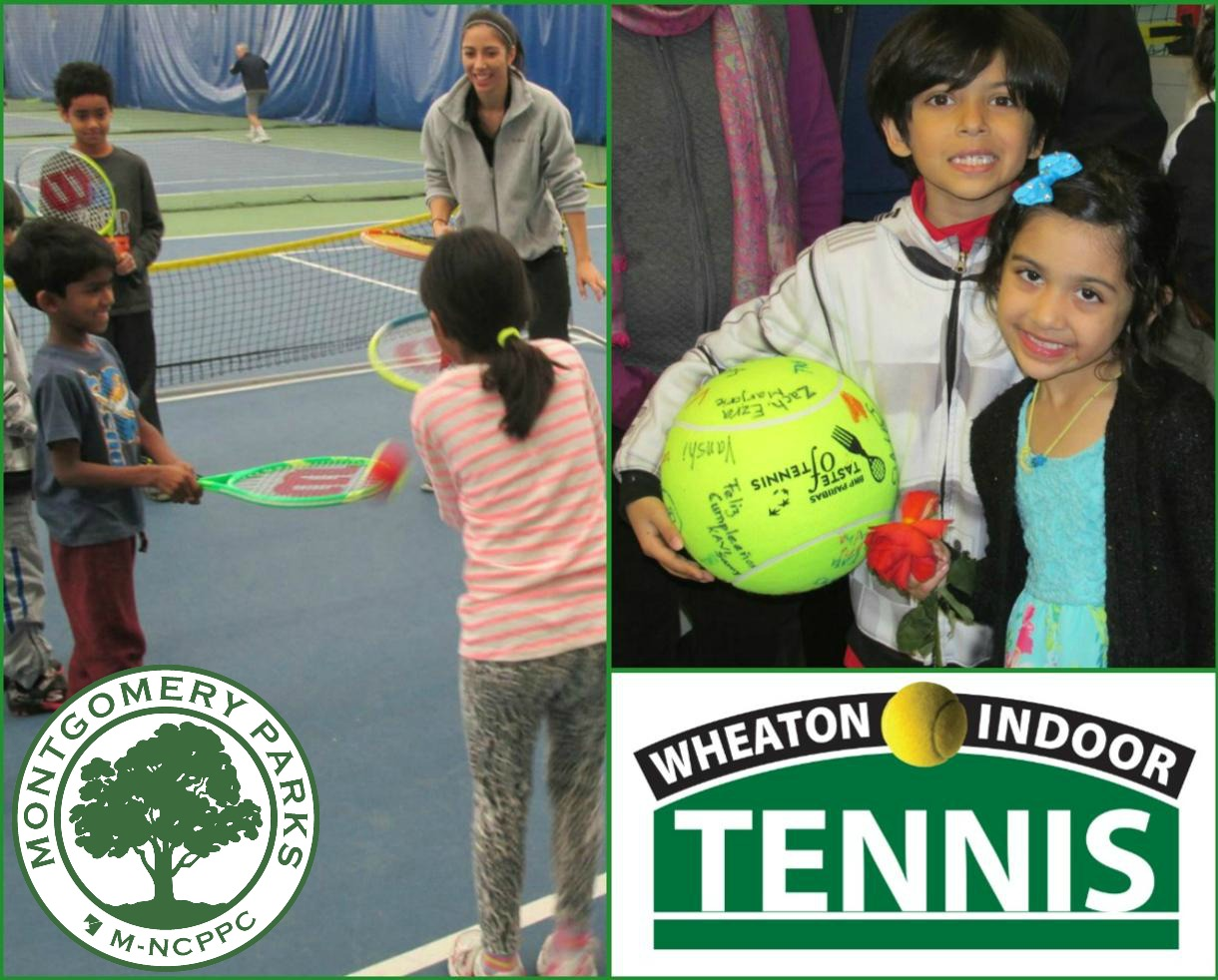 Tennis Birthday Party At Wheaton Indoor Tennis Center For Ages - Indoor games for birthday parties age 6