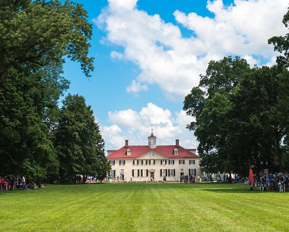 40% Off Admission at George Washington's Mount Vernon