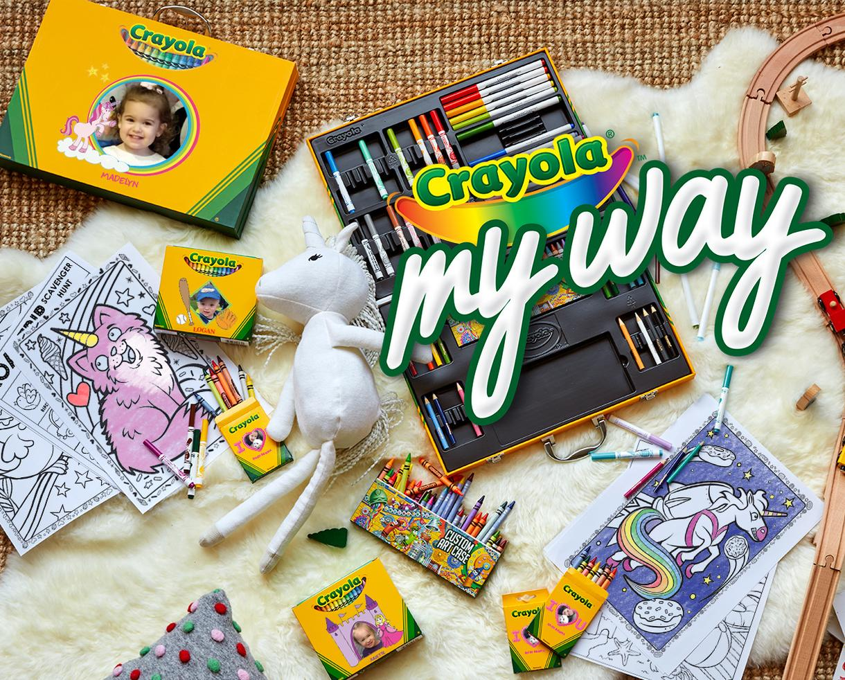 $10 Off Crayola.com + FREE Shipping on Orders of $30+