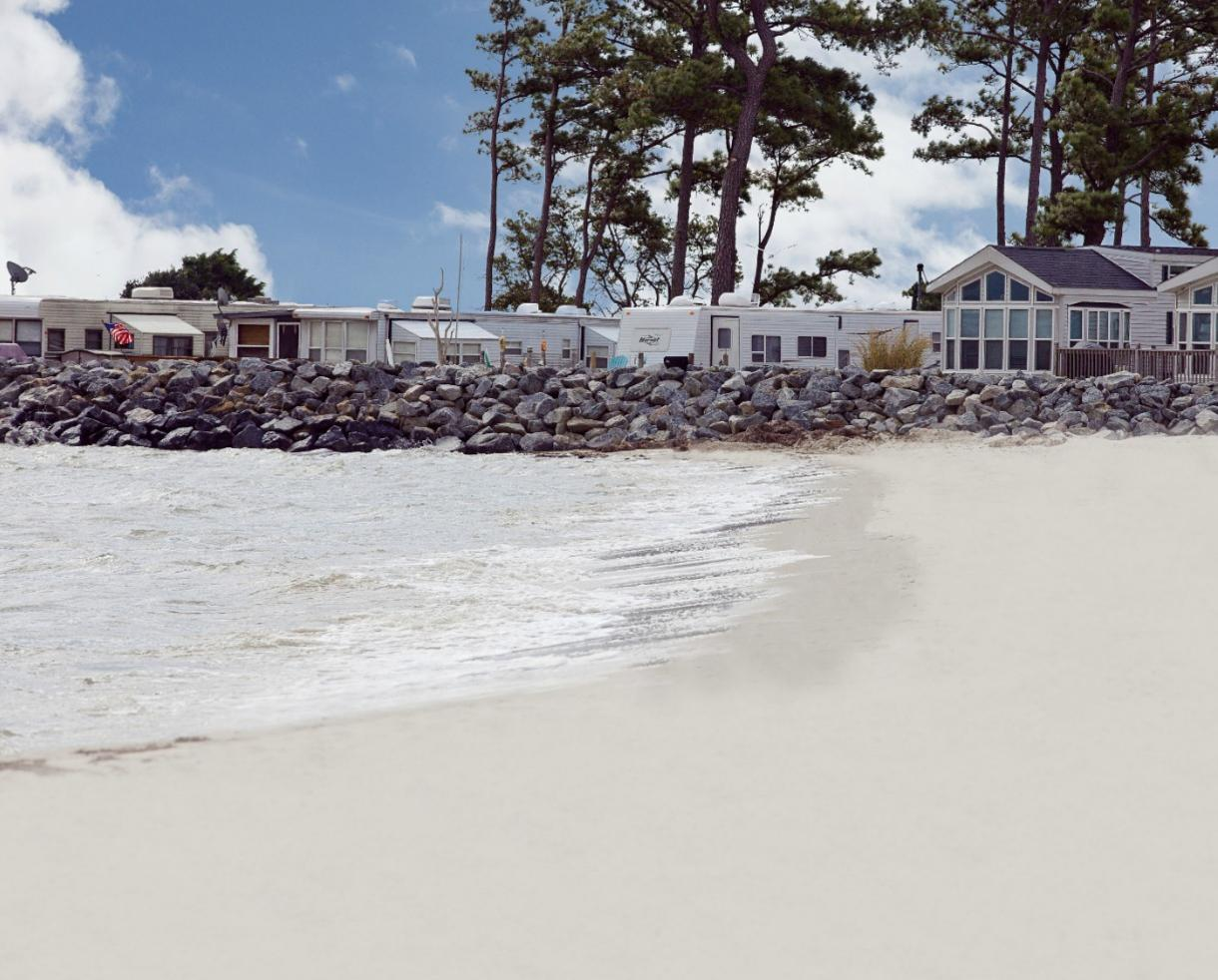 2-Night Water and Electric RV Site at Gwynn's Island RV Resort