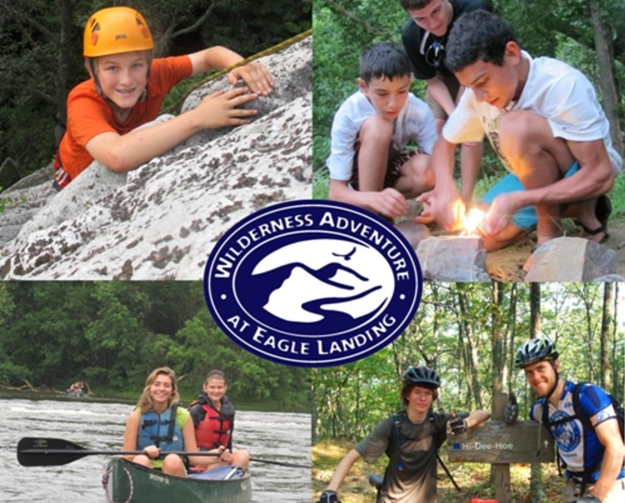 $649 for 6-Day OR $999 for 13-Day Wilderness Adventure at Eagle Landing Outdoor Adventure Sleepaway Camp for Ages 8-17 in New Castle, VA (Up to 41% Off)