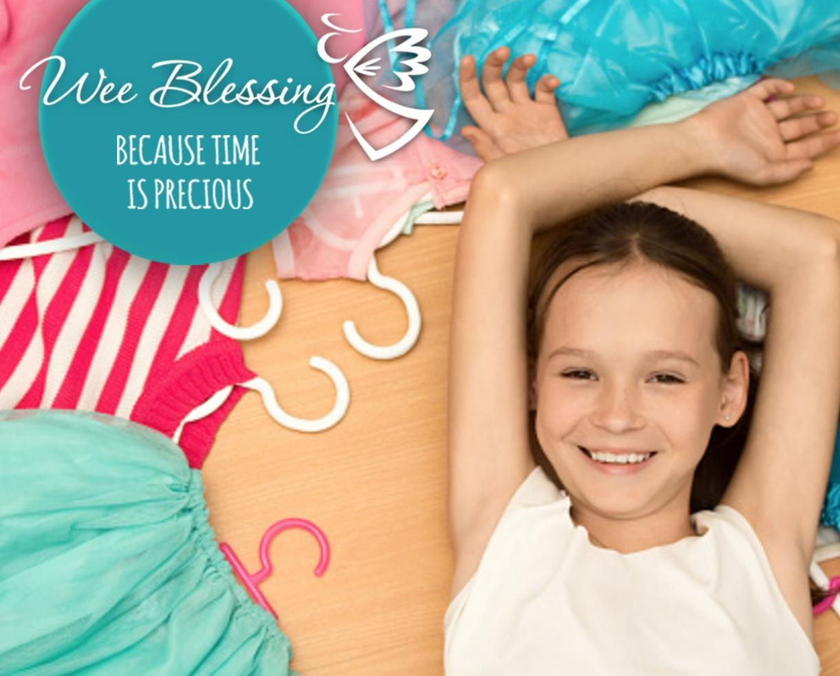 Get a FREE Outfit from Wee Blessing: Top Brand Name Children Fashions Delivered to Your Door (up to $60 Value)