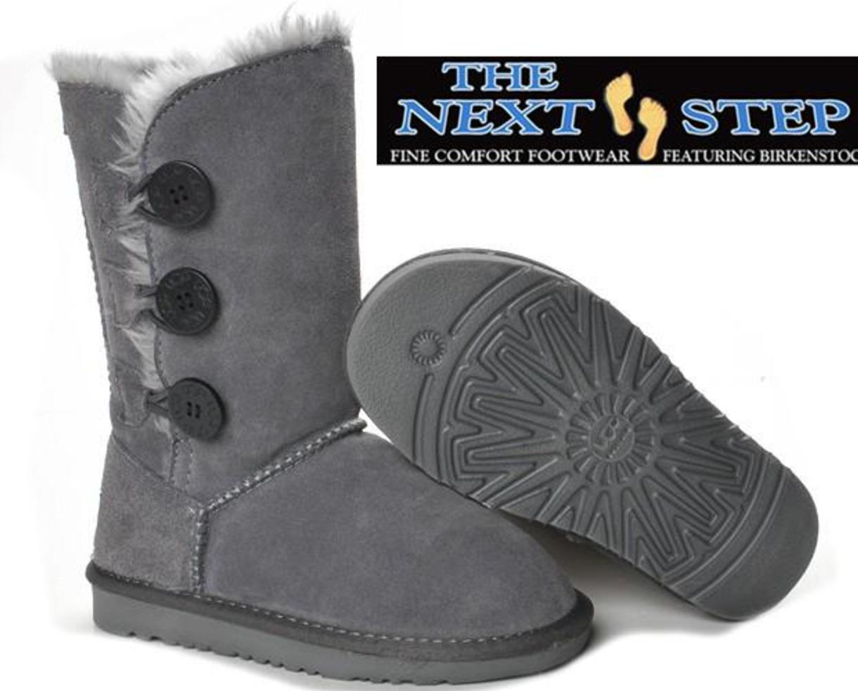 $20 for $40 Worth of Stylish & Comfy Footwear at Next Step Footwear - In-Store (4 Locations!) and Online (50% Off)