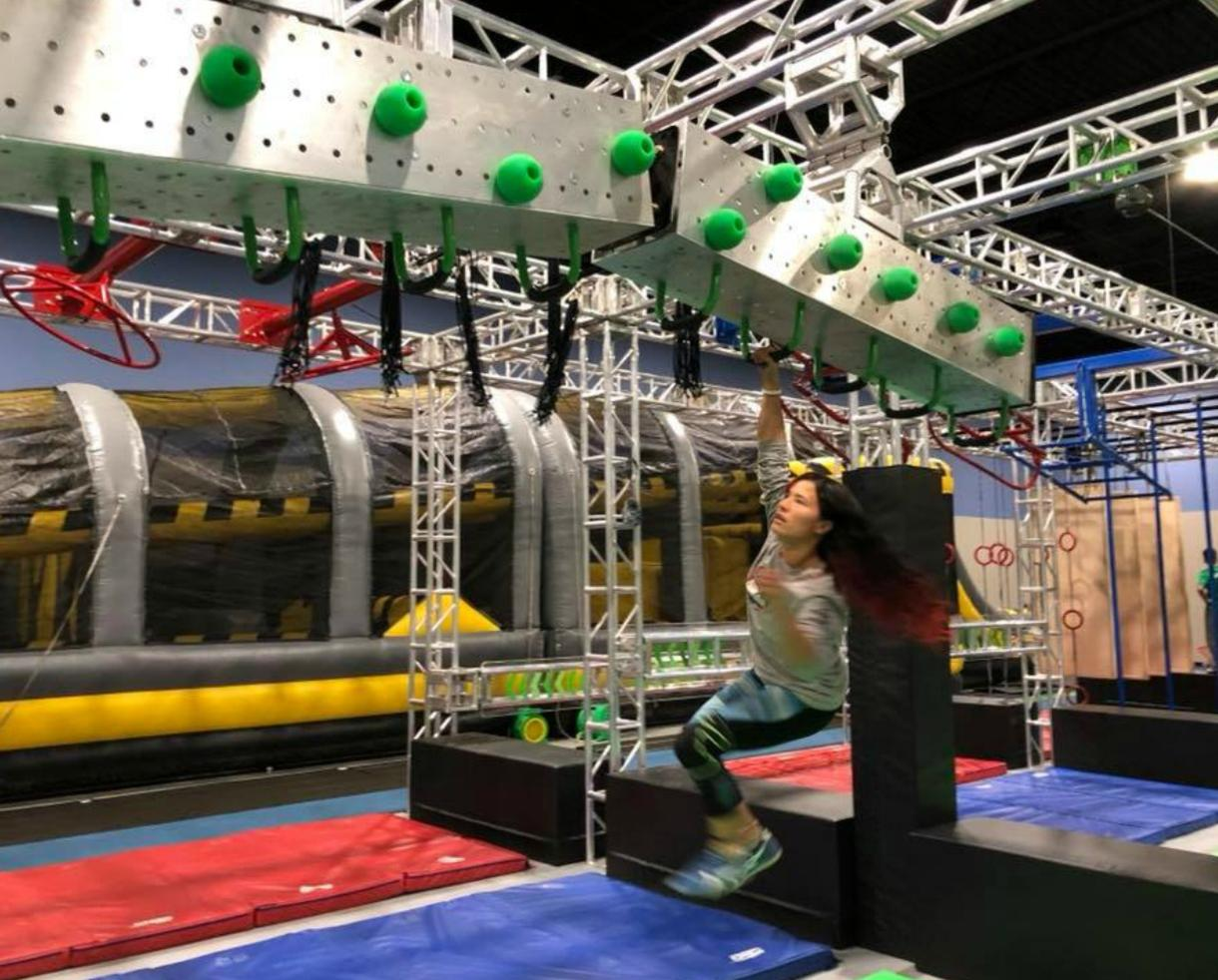 $149 for Weekday Birthday Party at BRAND NEW NinjaBE - Columbia (41% Off)